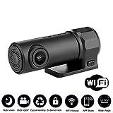 Premium Dash Cam - 1080P Super HD - 360 ° Super Wide Lens - Nachtsicht Dashboard Camera APP Intelligentes Management Mit 32G Speicherkarte