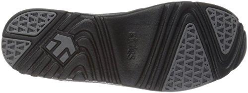Etnies Herren Scout Sneaker Schwarz (Dark Black)
