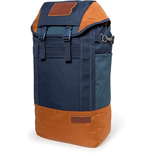 Eastpack Bust Mercge Sac à Dos Mixte Orange/Bleu