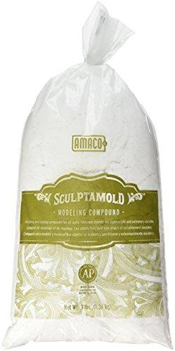 amaco-plaster-sculptamold-modeling-compound-3lb-white