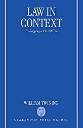 Law in Context: Enlarging a Discipline