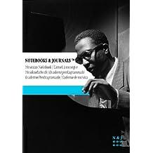 Carnet de Musique Notebooks & Journals, Monk (Jazz Notes Collection) Extra Large: Couverture souple (17.78 x 25.4 cm)(Carnet à musique, Cahier de musique)