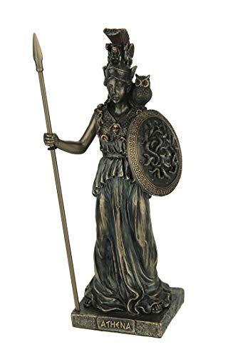 Zoom IMG-1 veronese in resina statue athena
