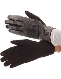 Sakkas Kade Pixel Ombre Bunt gemusterter Warm Touch Screen Winter Handschuhe