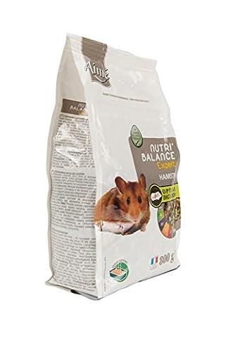 Hamster Russe - AIME Nutri'balance Expert Nourriture pour Hamster 800
