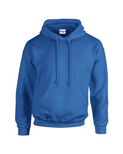 Gildan Heavy Blend Erwachsenen Kapuzen-Sweatshirt 18500 Royal S