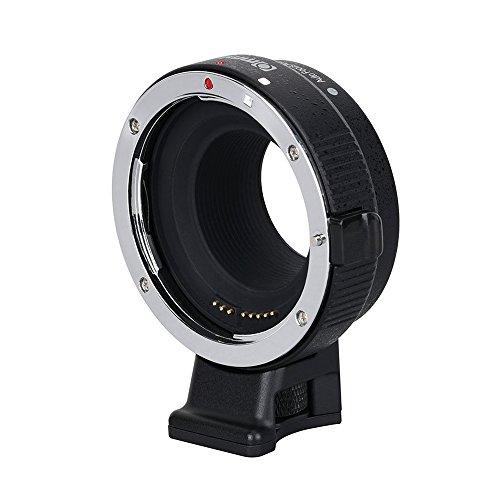 Commlite cm-EF-EOS M elektronische Auto-Focus-Objectief Mount Adapter für EF/EF-S D/SLR Lens zu EOS M (EF-M-bajonet) spiegellose Camera Body Adapter für Canon EOS M1 M2 M3 M5 M6 M10 M50 M100 -