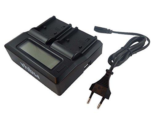Cargador para baterías BP-508, BP-511, BP-511A, BP-512, BP-514, BP-522, BP-535