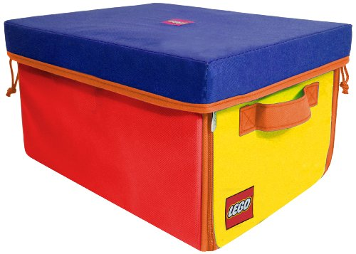 Neat Oh Lego Zipbin 4000 Brick Storage Toy Box and Playmat