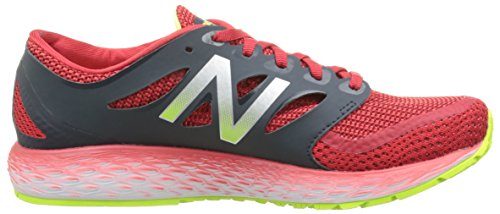 New Balance 487861-60, Running Homme Rouge (Black/Red/009)