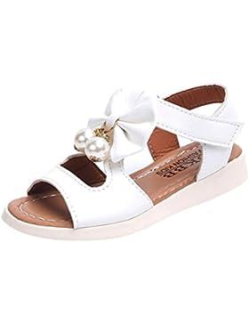 Zarupeng 2018 Sandalias Niñas Verano Princesa Zapatos de Niña, Zapatos Nniña Verano Zapatos Princesa Niña Zapatos...