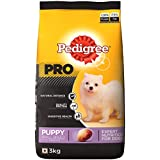 Pedigree PRO; EXPERT NUTRITION for Dogs (Dry Food for Puppy Small Breed, 2-9 months), 3 KG