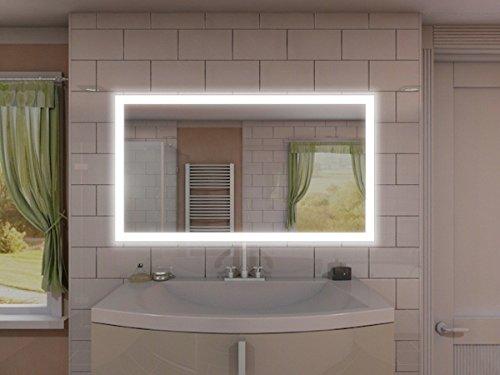 Badspiegel beleuchtet – Badspiegel mit LED Beleuchtung - 5