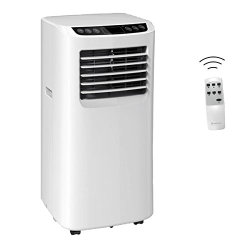 Hantech 7000 Btu 2.1 kW Lokales Mobiles Klimagerät Klimaanlage Klima