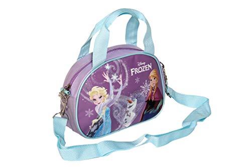 Disney Kinder Handtasche Anna & ELSA Frozen Henkeltasche Schultertasche Umhängetasche