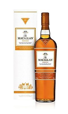 The Macallan 1824 Sienna Single Malt Scotch Whisky 70cl Bottle