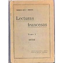 Lecturas francesas. Tomo I