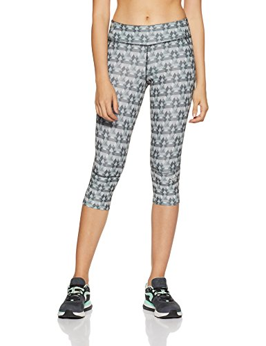 adidas Damen Leggings SN Q1 3/4 Tights W Grau/Schwarz, M