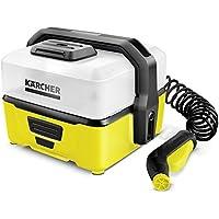 Kärcher 1.680-000.0 - Limpiadora portátil (con baja presión a batería, capacidad 2 l/m, deposito de agua de 4 litros)