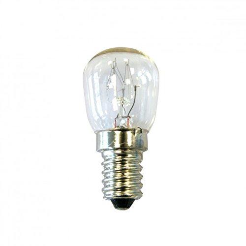 10 Stück Kühlschranklampe E14 15W Kühlschrank Lampe Birne Kühlschrankbirne