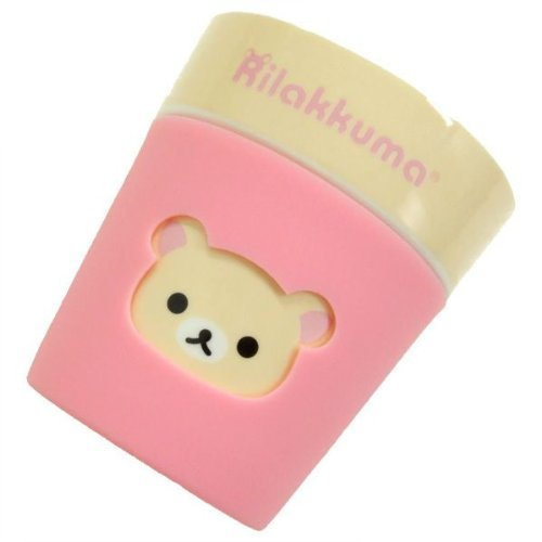 rilakkuma-korilakkuma-silicon-cover-with-glass-window-cup-santander-rk-0544-japan-import-by-san-x