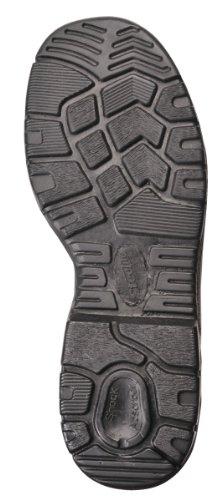 Portwest - Scarpe protettive Steelite Protector Shoe S1P, Nero (Black), 43 (9 UK) Nero (Black)