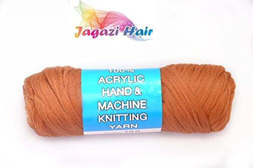 UK. Lovely Ginger: brasilianisches Wolle Haar: Faux Schlösser, Zöpfe, Twist, stricken, Brasilien Wolle. Garn (Garn Twist Zöpfe)