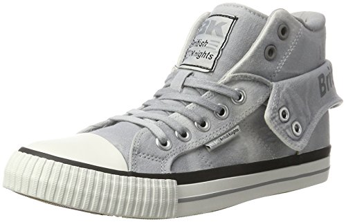 British Knights Herren Roco High-Top Grau (Lt Grey)