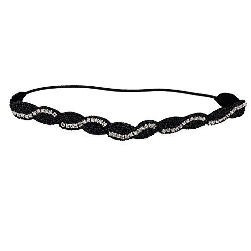 lux-zubehr-schwarz-perlen-und-stein-haarband