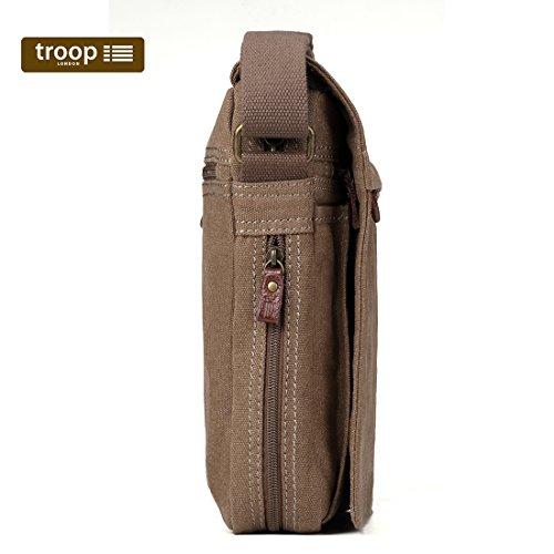 trp0242Troop London Collezione 2011 Marrone (Marrone)