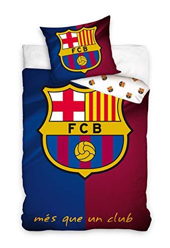 FC Barcelona - Juego Funda nórdica Funda Almohada