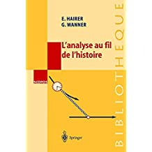 L'analyse Au Fil De L'histoire (Scopos / Bibliotheque) (French Edition)