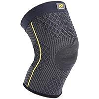 BRACOO Kompression Knie Sleeve für Damen & Herren – Elastische Kniebandage – Atmungsaktive Kniestütze bei Meniskus-Beschwerden... preisvergleich bei billige-tabletten.eu