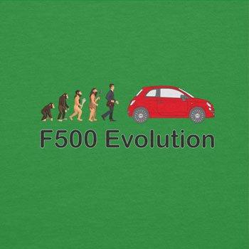 TEXLAB - F500 Evolution - Herren T-Shirt Grün