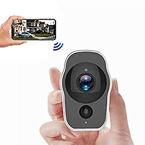 WSXX Sicherheits-WiFi-Außenkamera, 1080P, IP 65 wasserdicht, 10 ...