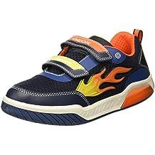 Geox J Inek Boy C, Zapatillas para Niños