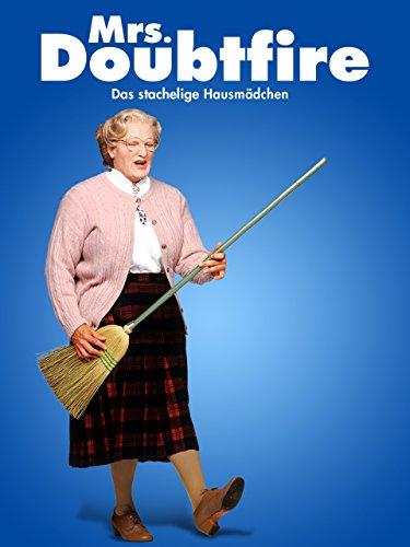 Mrs. Doubtfire - Das stachelige Kindermädchen (Wie O P)