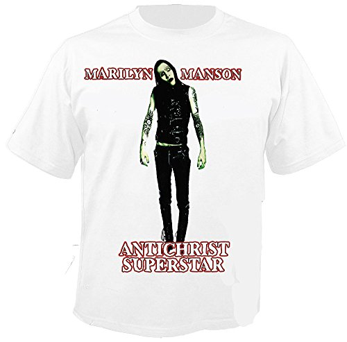 MARILYN MANSON - Anti-Christ Superstar - T-Shirt Größe M