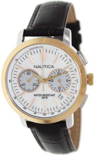 Nautica N19580M - Orologio da polso da donna