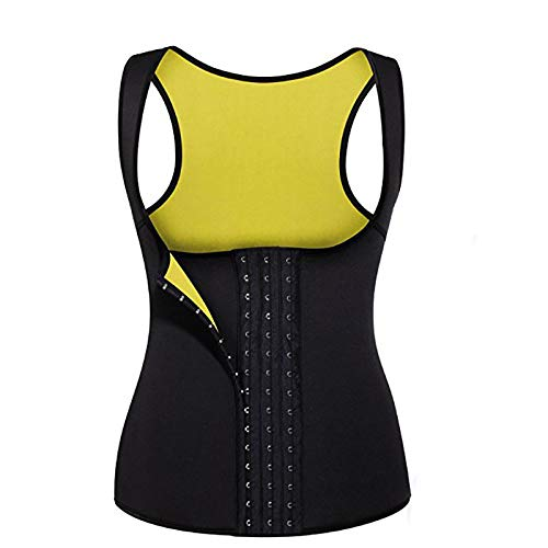 ZXYSR Body Shaping, Ladies Latex Taillentrainer Korsett, Gewichtsverlust Übung, Body Shaping Engen Rücken,XXL