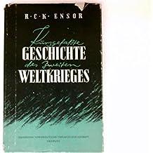 Kurzgefasste Geschichte des zweiten Weltkrieges : (1939 - 1945).