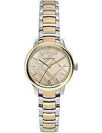 Ladies Burberry Classic redondo reloj bu10118
