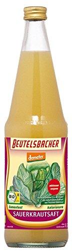 Beutelsbacher Bio Sauerkrautsaft ms (12 x 700 ml)