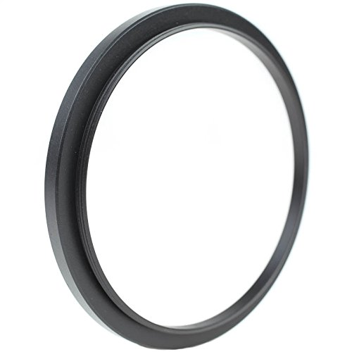 Enjoyyourcamera Step-Up Filteradapter (Anpassungsring, Step-Ring) 62mm-72mm – z.B. für 72mm-Filter an Objektiv mit 62mm-Frontgewinde (Made by Kiwifotos) - 2