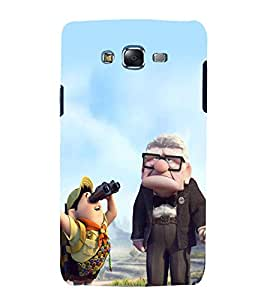 printtech Disney Up Cartoon Back Case Cover for Samsung Galaxy Grand Prime G530h