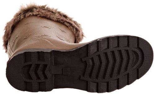 Roxy JADE WPWSL202-CNB, Stivali di gomma donna Marrone (Braun (CNB chesnut brown))