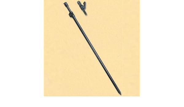 Bankstick Megal Storm 19mm mit Schnellverschluß 80-140cm