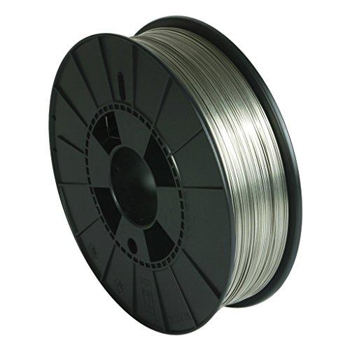GYS Massivdrahtrolle Edelstahl 308LSi , Durchmesser 200 mm, 5 kg, Durchmesser 0,8 mm (Schweißen Aluminium Gun)