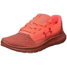 Under Armour Men's Remix 2.0 Road Running Shoe, Beta/Cinna Red/Versa Red (606), 11