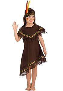 Carnival Toys indianina tgiv en Bolsa Trajes Completo Niño 304,, 8004761658397